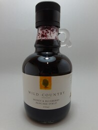 Honey and Blueberry Pancake Syrup 250ml