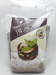 Black Long Grain Rice 500g