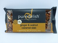 Ginger and Walnut Caramel Slab 400g - Cuisine Winner
