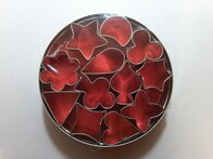 Cookie Cutter Aspic Set of 12 Tin