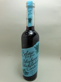 Blueberry and Blackcurrant Cordial 500ml
