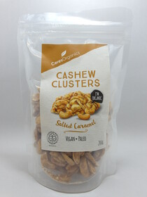 Cashew Clusters 200g