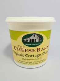 Organic Cottage Cheese 380g