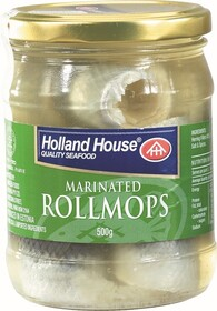Marinated Rollmops 500g