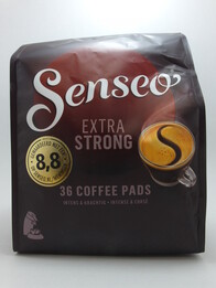 Senseo Extra Strong Coffee Pods 250g
