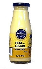 Feta & Lemon Dressing 250g