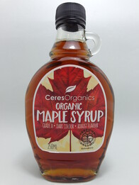 Pure Dark Maple Syrup 250ml