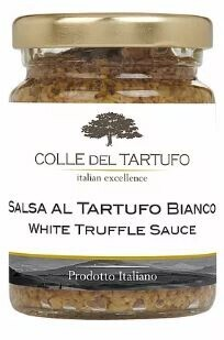 Colle White Truffle Sauce 90g