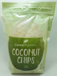 Coconut Chips 120g