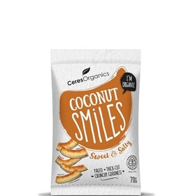 Coconut Smiles Sweet & Salty 70g