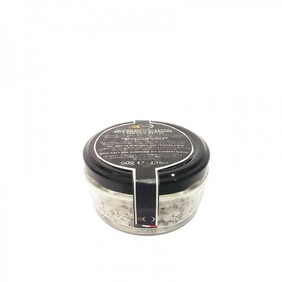 Black summer truffle salt