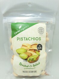 Roasted and Salted Pistachios 100g