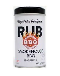 Smoke House BBQ Rub Seasoning 160g