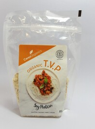 Organic TVP Soy Protein 100g