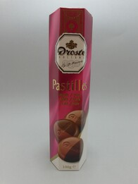Chocolate Pastilles Milk and Dark 100g