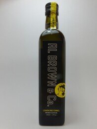 Al Brown Lemon and Fennel Infused Olive Oil 500ml