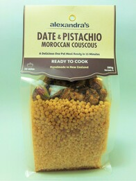 Moroccan Couscous - Date and Pistachio 280g