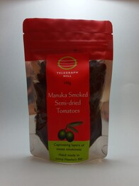 Manuka Smoked Semi-Dried Tomatoes 190g
