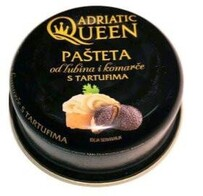 Sea Bass & Bream Pate With Truffles 95g