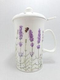 3Pc Infuser I Love Lavender