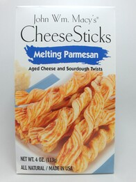 Cheese Sticks Melting Parmesan 113g