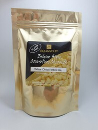 Belgian Style Couverture Chocolate White 250g