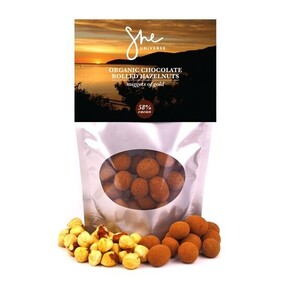 Chocolate Rolled Hazelnuts 100g