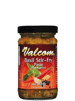 Valcom Thai Basil Stir-Fry Paste 90g
