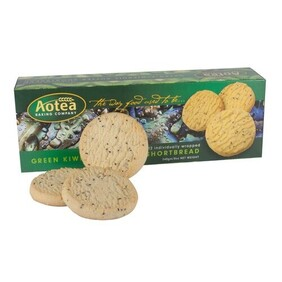 Green Kiwifruit Shortbread 240g